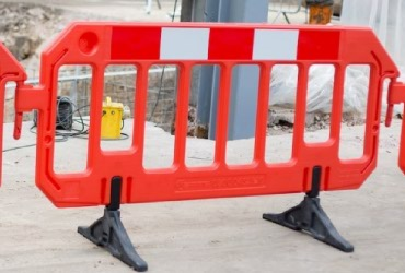 Pedestrian barriers and fencing