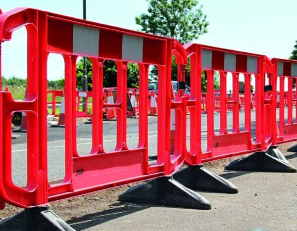 Connected Titan Barriers from JSP Safety