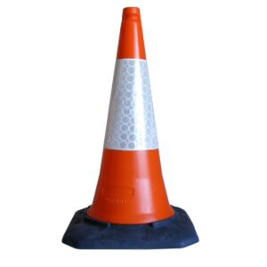 Melba Bigfoot traffic cone