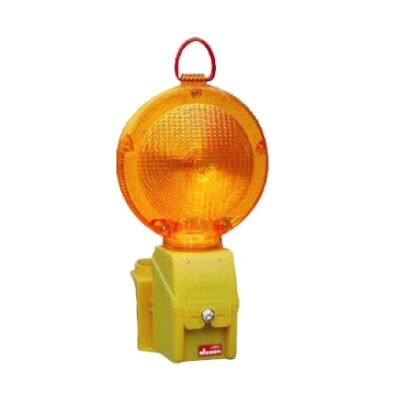 Nissen MonoLight Lamp with amber lens
