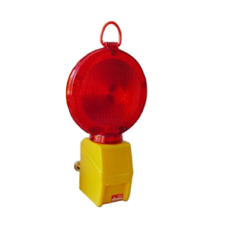 Nissen MonoLight Lamp with red lens