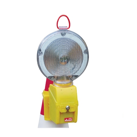 Nissen MonoLight Lamp with white lens