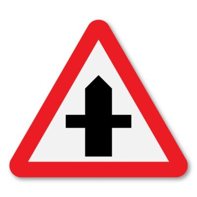 Crossroads-Ahead-Sign-for-Posts-diagram-504_1
