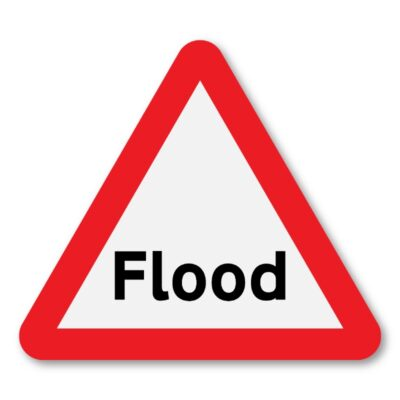 Flood-Ahead-Sign-for-Posts-diagram-544a
