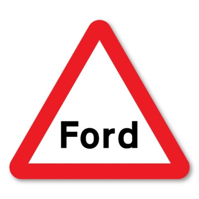 Ford-Ahead-Sign-for-Posts-diagram-544