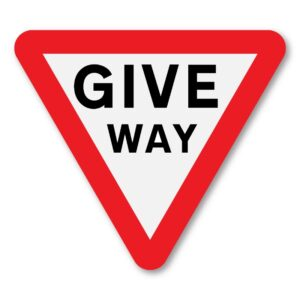 Give-Way-Sign-for-Posts-diagram-602