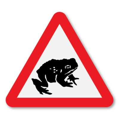Migatory-Toad-Crossing-Sign-for-Posts-diagram-551_1
