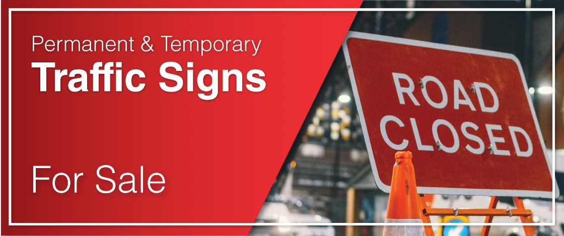 Tennants Permanent and Temporary Traffic Signs