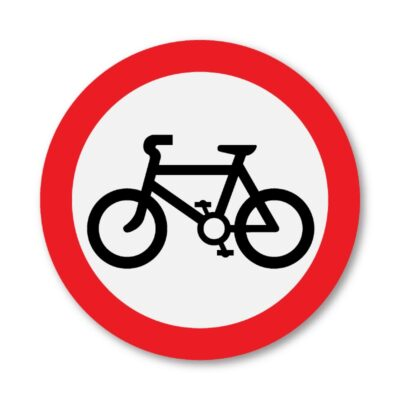 Cycling-Prohibited-Sign-for-Posts-diagram-951