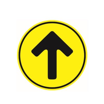 Tennants Direction Arrow Floor Stickers