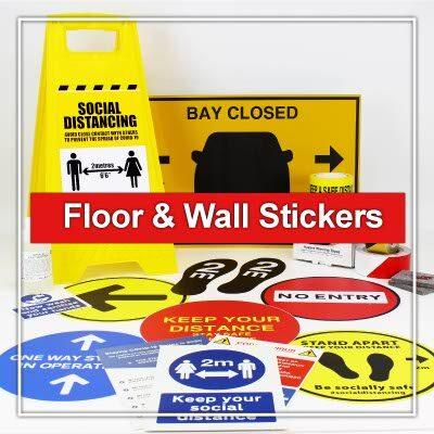 Floor & Wall Stickers