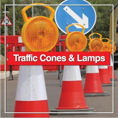 Traffic Cones & Lamps